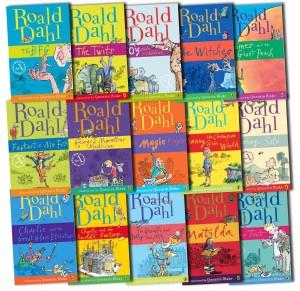 Roald Dahl - 15 classics