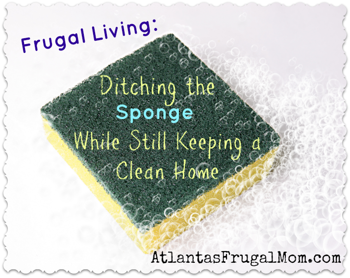 Ditching the Sponge