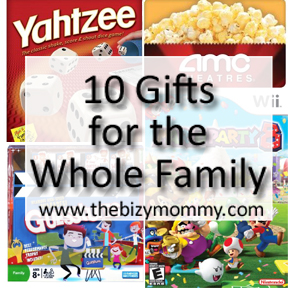 10 gift ideas for the whole family - Cheap Christmas Gifts For Family