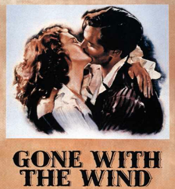 Signs You're From Atlanta - Gone with the Wind