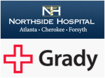Signs You're From Atlanta - Northside Baby Grady Baby