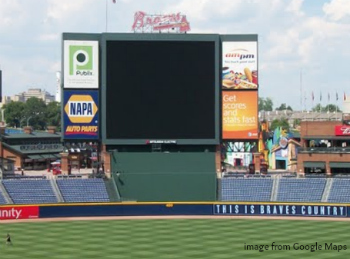 Signs You're From Atlanta - Turner Field