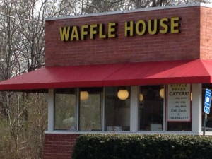 Signs You're From Atlanta - Waffle House, baby
