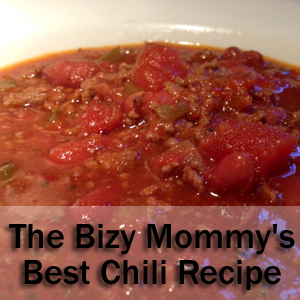 Smoky beef and bean chili