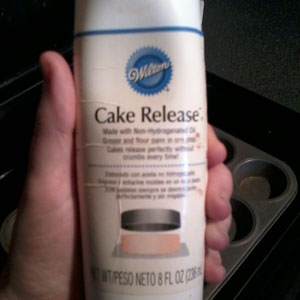 Cake Release - It's like magic!