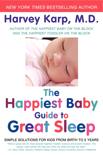 Happiest Baby Guide to Great Sleep - book cover