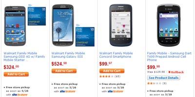 walmart family mobile plans