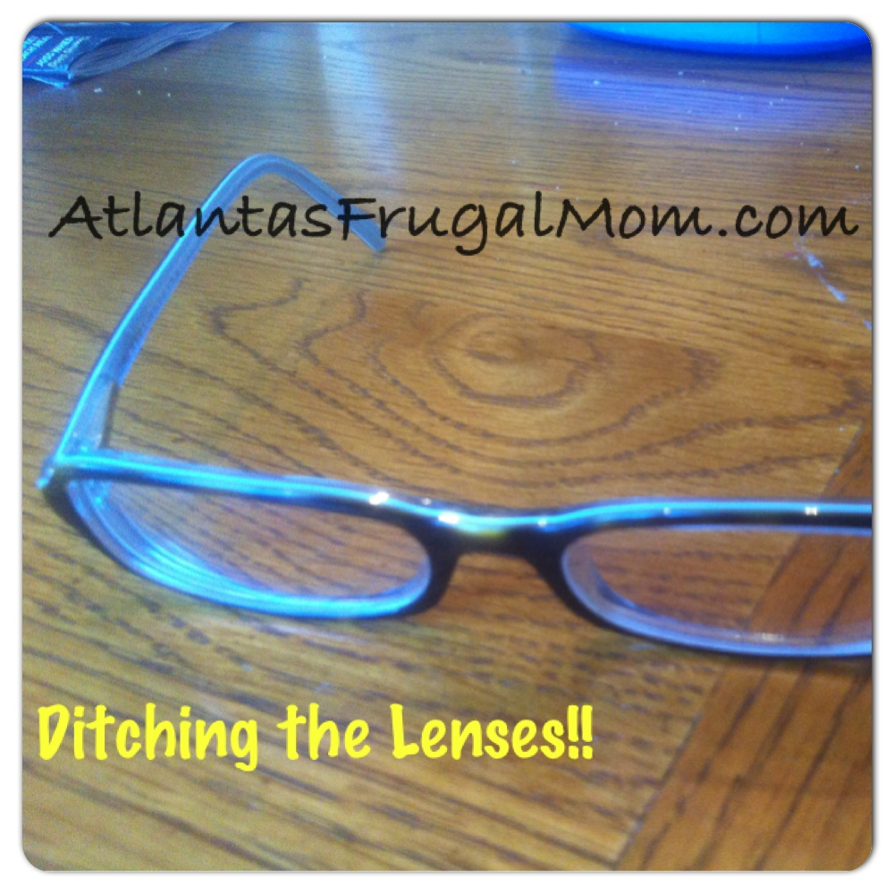 DitchingTheGlasses with Thomas Eye Group