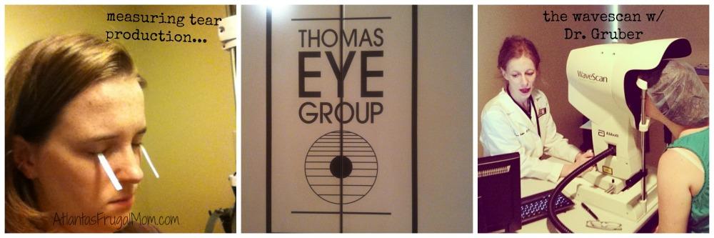 Thomas Eye Group general Collage