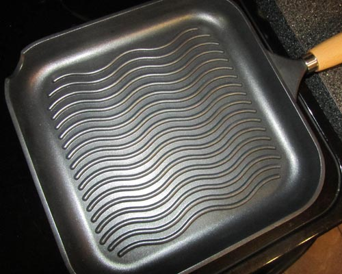 non-stick grill pan