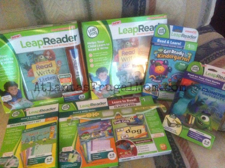 LeapFrog LeapReader™ contents