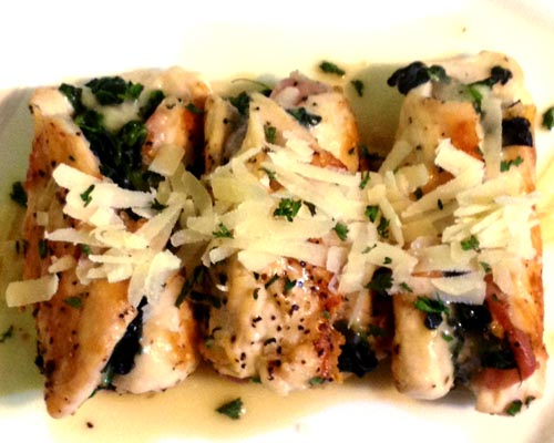 Chicken Saltimbocca Recipe from eMeals