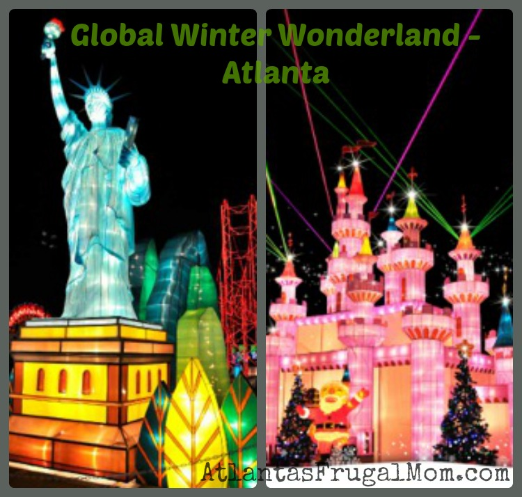 Global Winter Wonderland tickets discount - Atlanta 2013