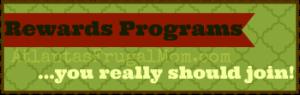 Rewards Programs to Join