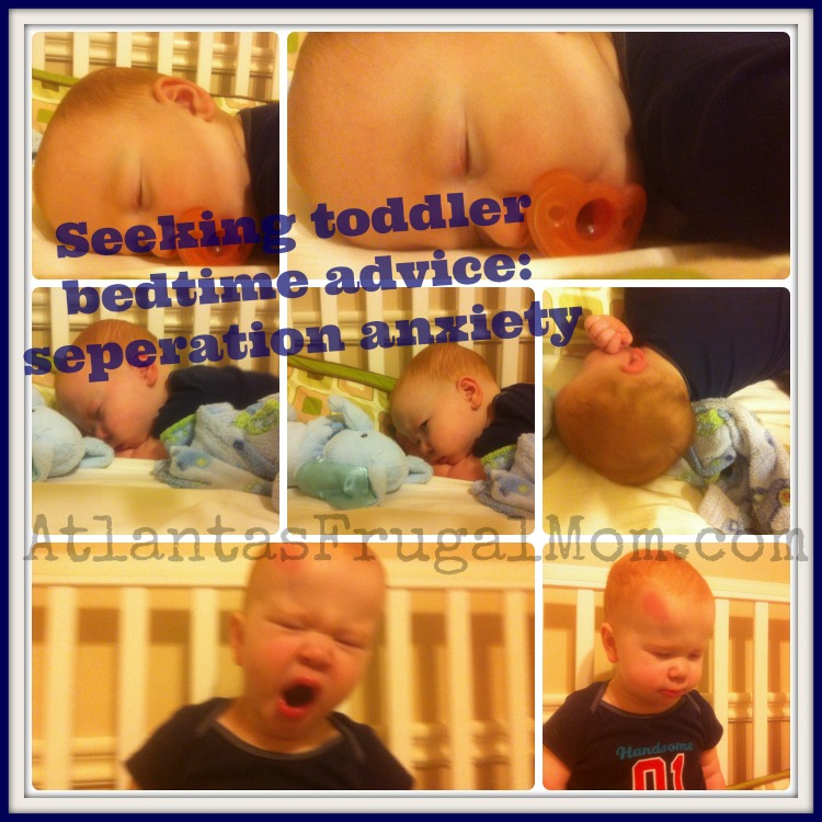 Toddler Sleeping Advice
