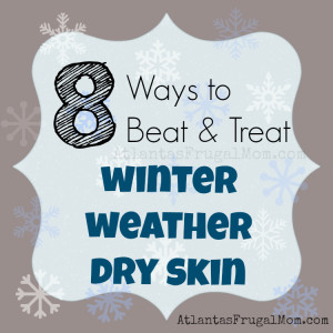 Winter Weather Dry Skin
