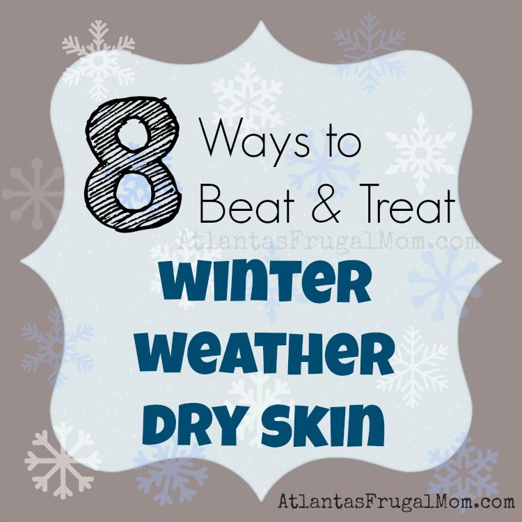 Winter Weather Dry Skin