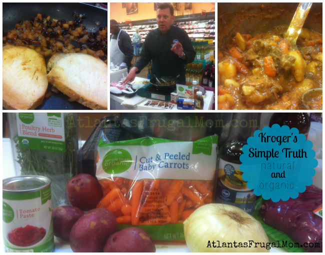Kroger's Simple Truth Foods