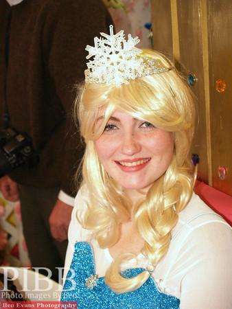 Olivia's Dollhouse - Princess Elsa