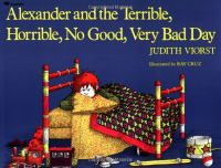 15 Books You Should read with Your Kids - Alexander and the Terrible Horrible No Good Very Bad Day