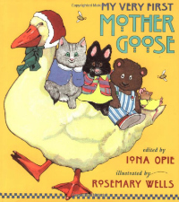 15 Books You Should Read With Your Kids - Mother Goose