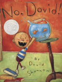 15 Books You Should read with Your Kids - No David