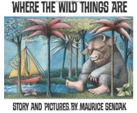 15 Books You Should read with Your Kids - Where the Wild Things Are