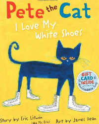 15 Books You Should read with Your Kids - Pete the Cat