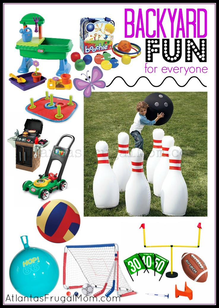 Back Yard Toys For Toddlers : Backyard toys for kids of all ages atlantas frugal mom