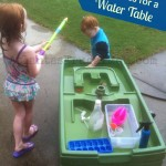 Other Uses for a Water Table
