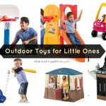 Outdoor Toys for Little Ones