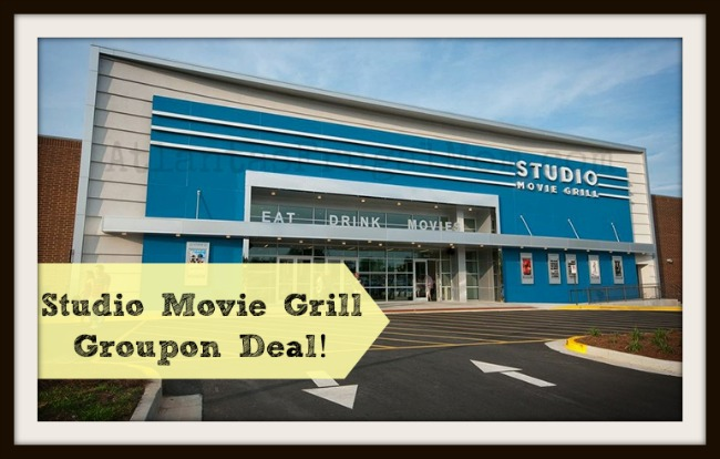 Studio Movie Grill Groupon