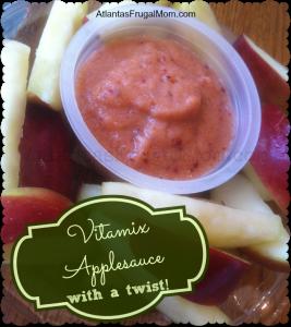 Vitamix Applesauce