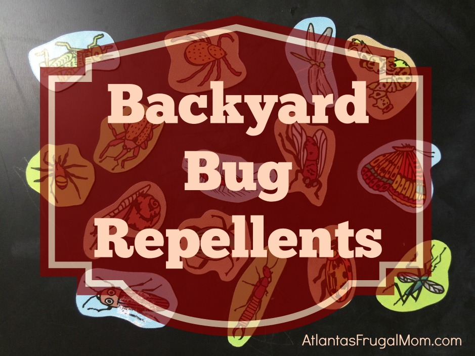Backyard Bug Repellents