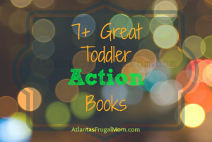 Toddler Action Books