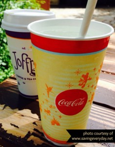 Frugal Disney Tips - Disney free water