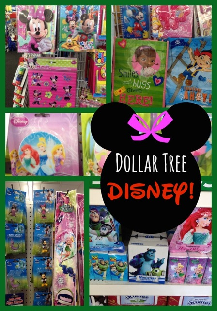 Dollar Tree Disney