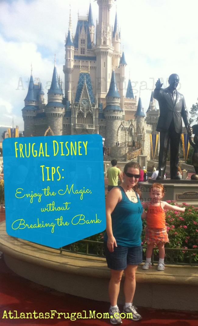 Frugal Disney Tips