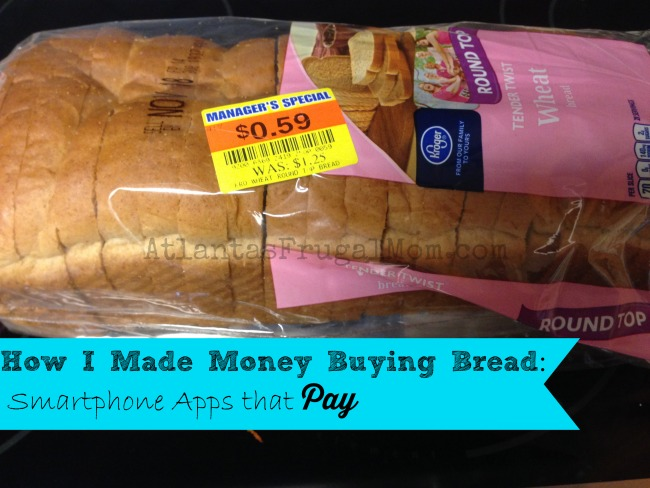 Smartphone Apps that Pay - Kroger bread
