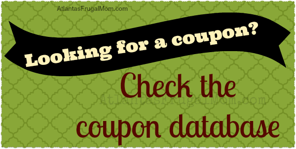 Coupon Database Atlanta