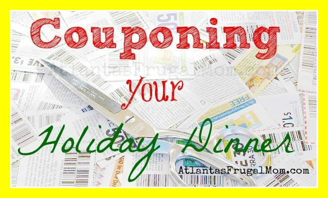 couponing your holiday dinner