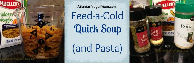 Feed-A-Cold Quick Soup