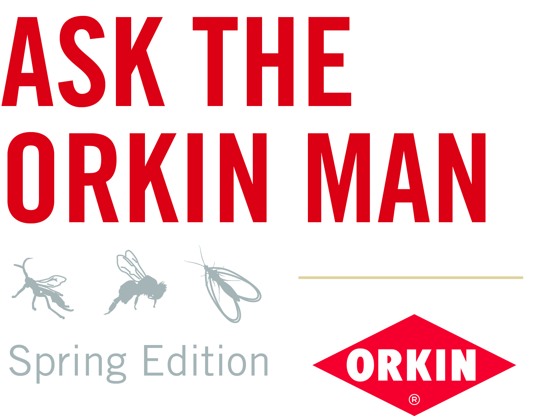 Ask the Orkin Man