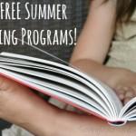 Summer Fun in Atlanta - Kids Free Summer Reading Programs 2015