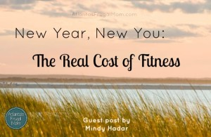 New Year, New You - The Cost of Fitness