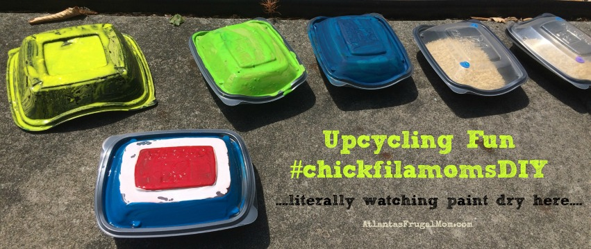 Chick-fil-a upcycling