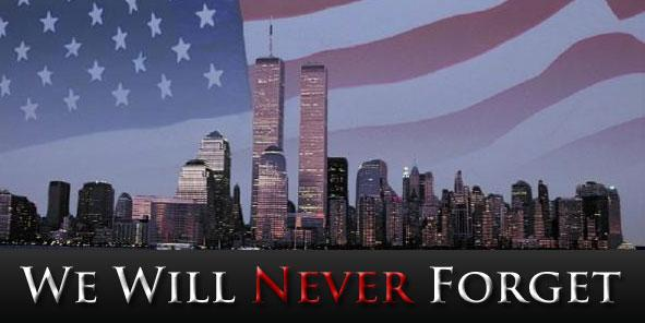 Remembering 9-11 Never Forget