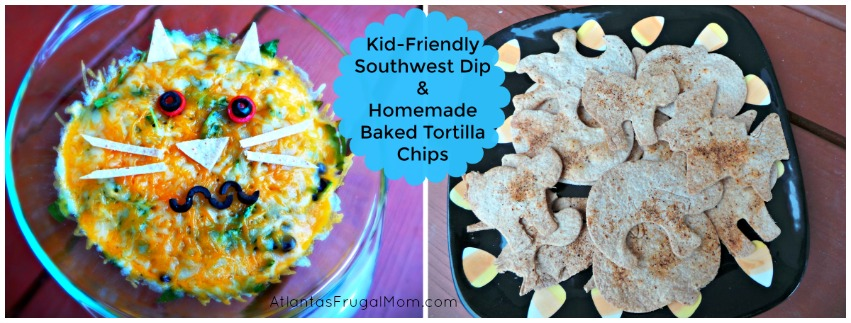 kid-friendly southwest dip