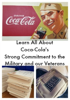 Coca-Cola's Strong Military Commitment