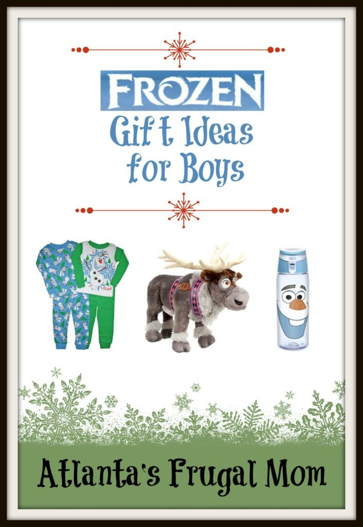 Frozen gift ideas for boys